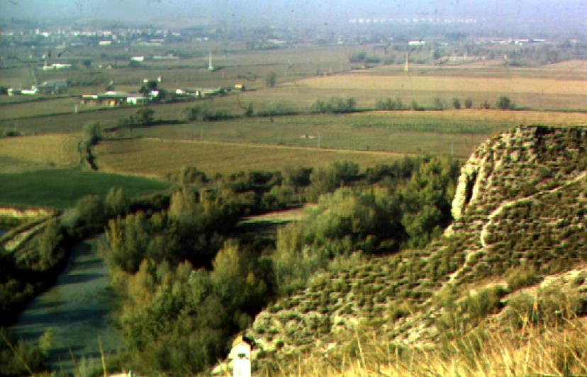 Proyecto biosfera for Terrazas fluviales