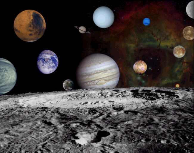 Planetas Del Sistema Solar (Información + Nuevos Planetas)